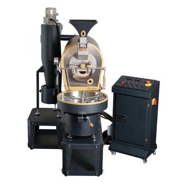 Kuban supreme 18 kahve kavurma makinasi 4 kuban®