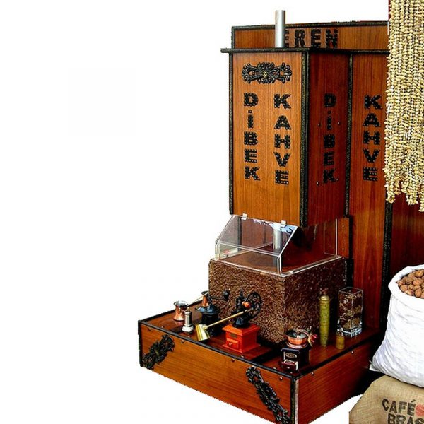 0000113 dibek kahve makinasi kuban®